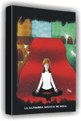 ALFOMBRA 3D   ✅ Cuentos Personalizados - Profesora - Celebraciones - A medida -